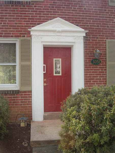Doorway Accent