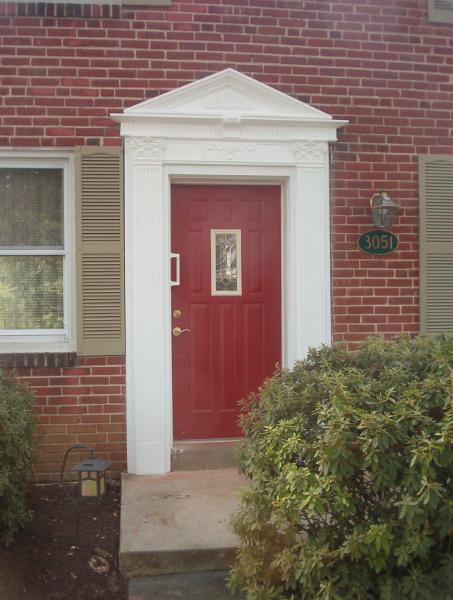 Doorway Accent
